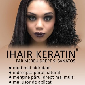 iHair Keratin - hair that is always straight and healthy