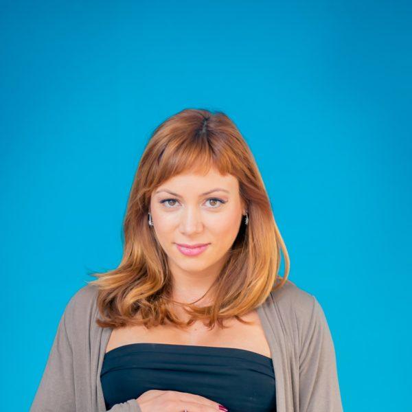 Ioana Anton - Fondator IHAIR