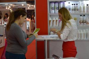 Compania iHair prezenta la targurile de specialitate