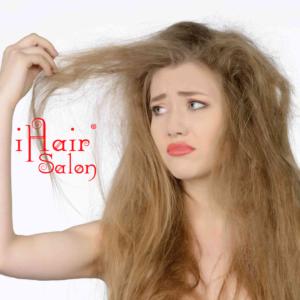 Tratamente de regenerare pentru părul uscat